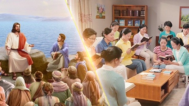4. Qual é a diferença entre o que o Senhor confiou às pessoas na Era da Graça e o que Deus confia às pessoas na Era do Reino?