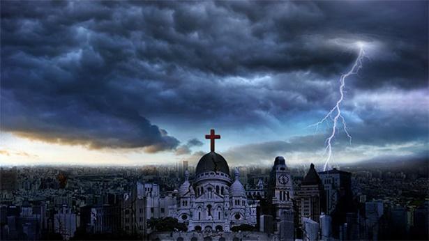 2. Por que o mundo religioso sempre negou, rejeitou e condenou a Cristo, sofrendo assim as maldições de Deus?
