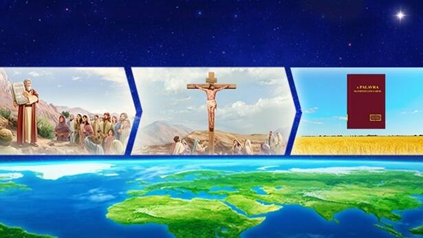 3. A relação entre cada um dos três estágios da obra de Deus