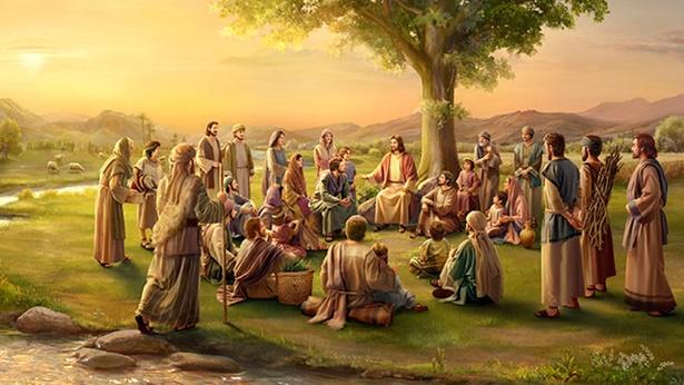 1. É preciso entender que a mensagem difundida pelo Senhor Jesus na Era da Graça consistia apenas no caminho do arrependimento.