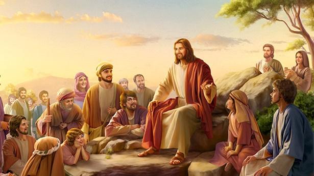 1. O Próprio Senhor Jesus profetizou que Deus encarnaria nos últimos dias e surgiria como o Filho do homem para operar.
