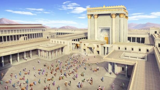 Inspirado pela história do rei Salomão