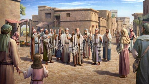Oração dos fariseus