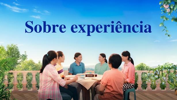 Sobre experiência