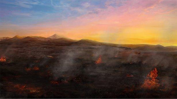 Depois da repetida resistência e hostilidade de Sodoma a Ele, Deus a erradica por completo