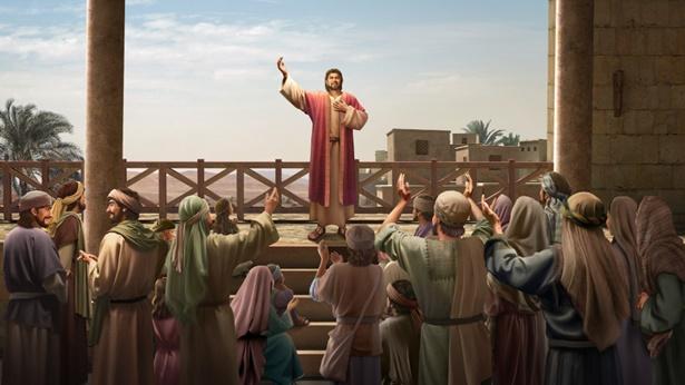"""Pergunta 4: Todos nós cremos no Senhor por muitos anos e sempre seguimos o exemplo de Paulo em nosso trabalho para o Senhor. Fomos fiéis ao nome e ao caminho do Senhor, e a coroa de justiça certamente nos aguarda. Hoje, precisamos nos concentrar apenas em trabalhar arduamente para o Senhor e ficar atento ao Seu retorno. Somente assim podemos ser levados ao reino dos céus. Isso porque, na Bíblia, é dito que """"e que os que por mim esperam não serão confundidos"""" (Isaías 49:23). Nós cremos na promessa do Senhor: Ele nos levará para o reino dos céus quando voltar. Pode, de fato, haver algo errado nessa prática?"""