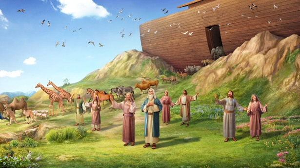 42. Que pessoas Deus salva? Que pessoas Ele elimina?