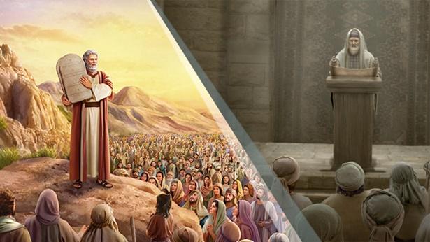 2. Qual é a diferença entre o trabalho daqueles que são usados por Deus e o trabalho dos líderes religiosos?